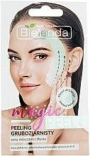 Düfte, Parfümerie und Kosmetik Grobkorn-Peeling für fettige und Mischhaut - Bielenda Magic Peel