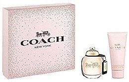 Düfte, Parfümerie und Kosmetik Coach New York Eau De Parfum - Kosmetikset (Eau de Parfum/50ml + Körperlotion/100ml)