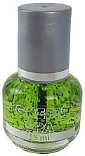 Düfte, Parfümerie und Kosmetik Nagelgel mit Seetang-, Brennnessel- und Affenbrotbaumextrakten - Silcare Green Spa Gel