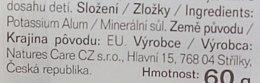 Kristall Deostick - Purity Vision Deo Krystal 24 Hour Mineral Deodorant — Bild N3