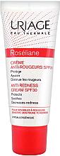 Düfte, Parfümerie und Kosmetik Anti-Rötungen Gesichtscreme für empfindliche Haut SPF 30 - Uriage Roseliane Anti-Redness Cream SPF30