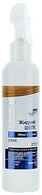 Haarspray für mehr Volumen und Glanz mit Seidenproteinen und Keratin - Dr. Sante Silk Care Spray — Bild N1