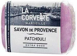 Düfte, Parfümerie und Kosmetik Seife Patchouli - La Corvette Provence Soap Patchouli
