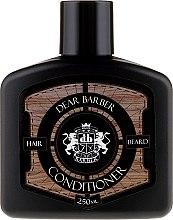 Düfte, Parfümerie und Kosmetik Pflegende Haarspülung für widerspenstiges und geschädigtes Haar - Dear Barber Conditioner