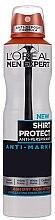 Düfte, Parfümerie und Kosmetik Deospray Antitranspirant - L'Oreal Paris Men Expert Shirt Protect 48h Anti-perspirant Deodorant