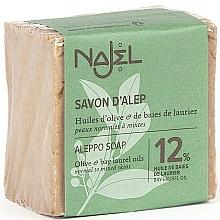 Düfte, Parfümerie und Kosmetik Aleppo-Seife mit Lorbeeröl - Najel 12% Aleppo Soap