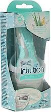 Düfte, Parfümerie und Kosmetik Rasiergriff + 1 Austauschbare Rasierklinge - Wilkinson Sword Intuition Sensitive Care