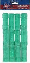Düfte, Parfümerie und Kosmetik Lockenwickler 25/65 mm grün - Ronney Hollow Magntic Rollers
