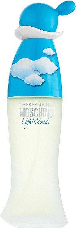 Moschino Cheap and Chic Light Clouds - Eau de Toilette  — Bild N1