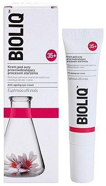 Anti-Aging Augencreme - Bioliq 35+ Eye Cream — Bild N2