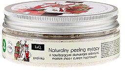 Düfte, Parfümerie und Kosmetik Körperpeeling mit Scheatbutter und Rohrzucker - LaQ Body Peeling