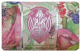 Düfte, Parfümerie und Kosmetik Seife Wildrose - La Florentina Wild Rose Bath Soap