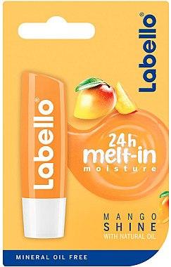 Lippenbalsam mit Mangogeschmack - Labello Mango Shine — Bild N1