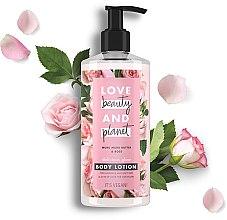 Düfte, Parfümerie und Kosmetik Milde Körperlotion mit Glow-Effekt - Love Beauty&Planet Delicious Glow Body Lotion