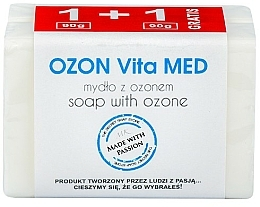 Düfte, Parfümerie und Kosmetik Seife mit Ozon 2 St. - The Secret Soap Store Ozon Vita Med