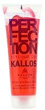 Düfte, Parfümerie und Kosmetik Modellierendes Haargel Ultra starker Halt - Kallos Cosmetics