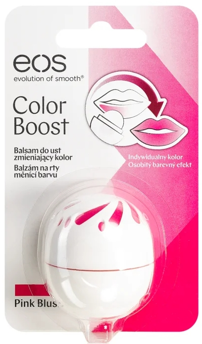 Lippenbalsam Pink Blush - EOS Color Boost Pink Blush — Bild N1