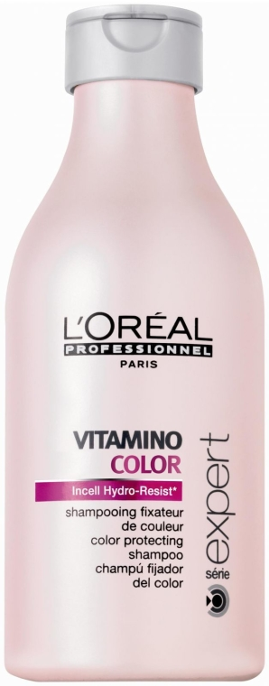 Farbschutz-Shampoo für coloriertes Haar - L'Oreal Professionnel Vitamino Color Shampoo — Bild N2