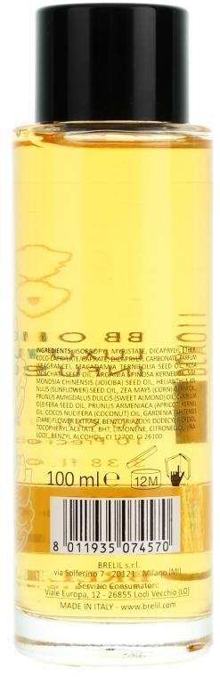 Luxuriöses BB Öl für Körper, Gesicht und Haar - Brelil Biotraitement Hair BB Oil — Bild N2