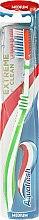 Düfte, Parfümerie und Kosmetik Zahnbürste mittel Extreme Clean grün-weiß - Aquafresh Extreme Clean Medium