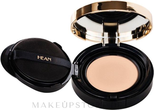 Kompakter Gesichtspuder - Hean After Makeup-up Cashmere Compact Powder — Bild 01 - Cotton
