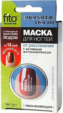 Feuchtigkeitsspendende Nagelmaske mit Meerjod - Fito Kosmetik — Bild N1