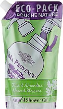 Düfte, Parfümerie und Kosmetik Duschgel in Eco Pack mit ätherischen Ölen und Mandelblüten - Ma Provence Shower Gel Almond
