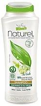 """Düfte, Parfümerie und Kosmetik Bio Shampoo für fettiges Haar """"Mädesüß"""" - Winni's Naturel Shampoo Shampoo with Green Tea for Oily Hair"""