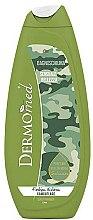 Düfte, Parfümerie und Kosmetik Duschgel - Dermomed Shower Gel Bagnoschiuma Camouflage