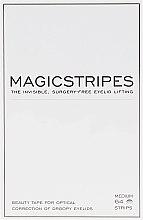 Düfte, Parfümerie und Kosmetik Unsichtbare Augenpatches mit Lifting-Effekt - Magicstripes The invisible, Surgery-Free Eyelid Lifting M