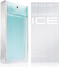 Düfte, Parfümerie und Kosmetik Porsche Design The Essence Summer Ice - Eau de Toilette