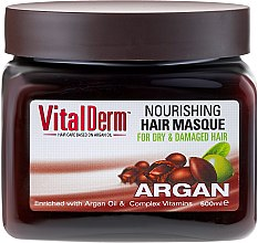 Düfte, Parfümerie und Kosmetik Haarmaske - VitalDerm Argana