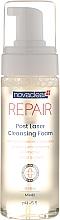 Düfte, Parfümerie und Kosmetik Reinigungsschaum nach ästhetischen medizinischen Behandlungen - Novaclear Repair Post Laser Cleansing Foam