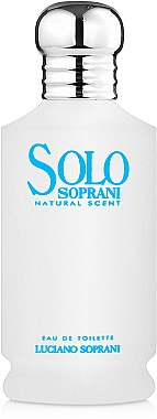 Luciano Soprani Solo Soprani - Eau de Toilette — Bild N3