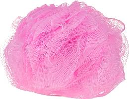 Düfte, Parfümerie und Kosmetik Badeschwamm rosa - IDC Institute Design Mesh Pouf Bath Sponges
