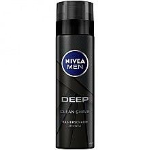 Düfte, Parfümerie und Kosmetik Rasierschaum mit Aktivkohle - Nivea For Men Deep Shaving Foam