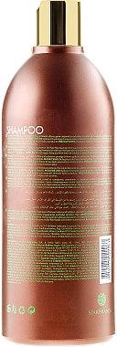 Feuchtigkeitsspendendes Shampoo für normales und strapaziertes Haar - Kativa Macadamia Hydrating Shampoo — Bild N4
