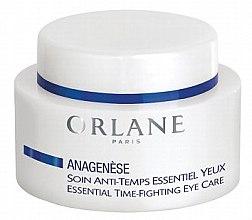 Düfte, Parfümerie und Kosmetik Anti-Aging Creme für die Augenpartie - Orlane Essential Time-Fighting Eye Care
