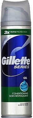 Rasiergel - Gillette Series Conditioning Shave Gel — Bild N1