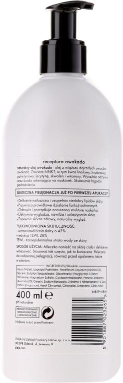 Hautmilch für trockene Haut mit Avocadoöl - Ziaja Milk For Dry Skin — Bild N2