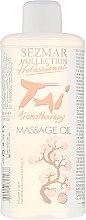 Düfte, Parfümerie und Kosmetik Massageöl Tai aus reinen ätherischen Ölen - Hristina Cosmetics Sezmar Professional Tai Aromatherapy Massage Oil
