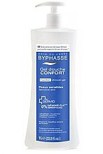 Düfte, Parfümerie und Kosmetik Duschgel für empfindliche Haut - Byphasse Comfort Dermo Shower Gel Sensitive Ski