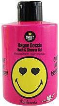 Düfte, Parfümerie und Kosmetik Duschgel - Admiranda Smiley World Bath & Shower Gel Give Me Kisses