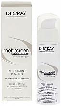 Düfte, Parfümerie und Kosmetik Intensive Gesichtspflege gegen Hyperpigmentierung mit Azelain- und Glykolsäure - Ducray Melascreen Depigmenting Intense Care
