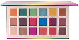 Düfte, Parfümerie und Kosmetik Lidschattenpalette - Moira Wanderlust Palette