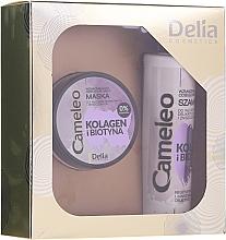 Düfte, Parfümerie und Kosmetik Haarpflegeset - Delia Cameleo (Haarshampoo 250ml + Haarmaske 200ml)