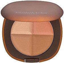 Düfte, Parfümerie und Kosmetik Bronzepuder Quartett - Elizabeth Arden FourEver Bronze Bronzing Powder