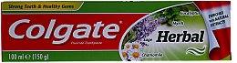 Düfte, Parfümerie und Kosmetik Zahnpasta Herbal - Colgate Toothpaste