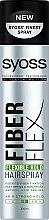 "Düfte, Parfümerie und Kosmetik Haarspray ""Fiber Flex"" Starker Halt - Syoss Fiber Flex Flexible Hold Hair Spray"