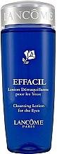 Düfte, Parfümerie und Kosmetik Augen-Make-up Entfernernungslotion - Lancome Effacil